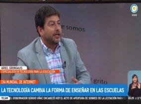 Colegium en TPA Noticias Argentina
