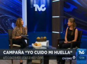Colegium habla de #YoCuidoMiHuella en TVC Networks México