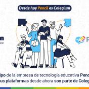 Pencil ahora es Colegium