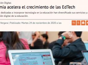La EdTech de colegios y jardines que crece y aporta en Pandemia